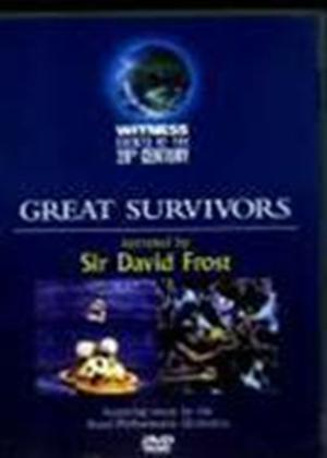 Rent Witness Events of the 20th Century: Great Survivors Online DVD Rental