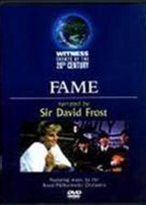 Witness Events of the 20th Century: Fame Online DVD Rental