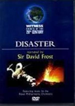 Witness Events of the 20th Century: Disaster Online DVD Rental