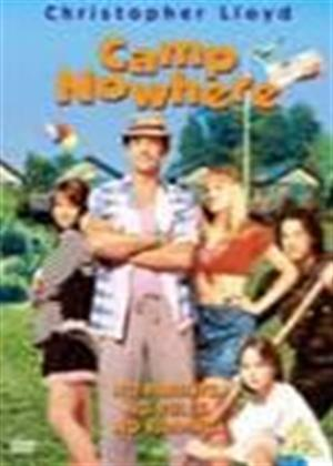 Camp Nowhere Online DVD Rental