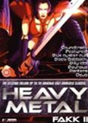 Heavy Metal 2000 Online DVD Rental