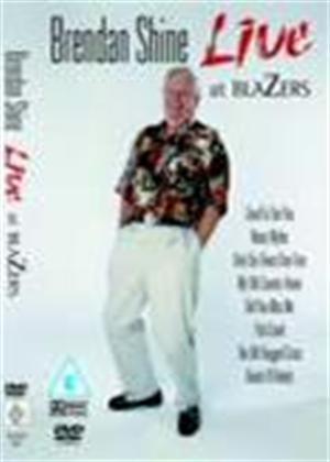Brendan Shine: Live at Blazers Online DVD Rental