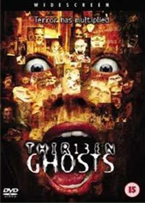 Thirteen Ghosts Online DVD Rental