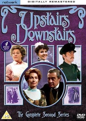 Upstairs Downstairs: Series 2 Online DVD Rental
