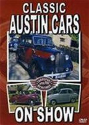 Rent Classic Austin Cars Online DVD Rental