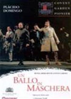 Rent Verdi: Un Ballo in Maschera: Royal Opera House Online DVD Rental