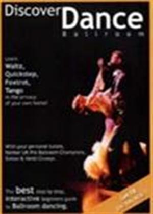 Rent Discover Dance: Ballroom Online DVD Rental