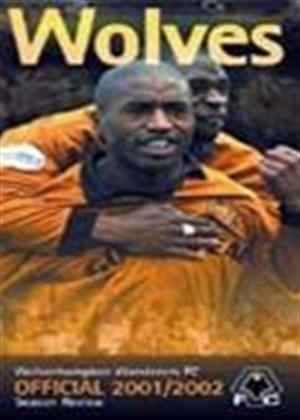 Wolverhampton Wanderers: End of Season Review 2001/02 Online DVD Rental
