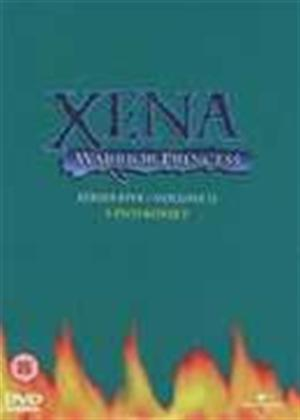 Rent Xena: Warrior Princess: Series 5: Part 2 Online DVD Rental