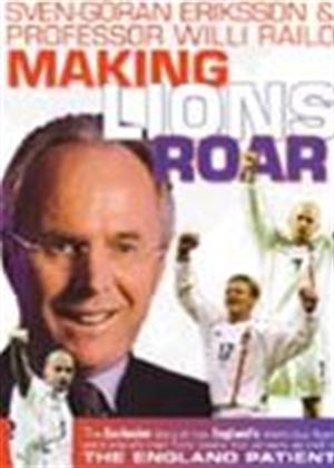 Rent Sven Goran Eriksson: Making Lions Roar Online DVD Rental