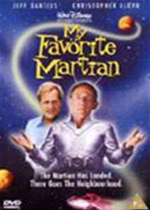 My Favourite Martian Online DVD Rental