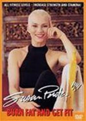 Rent Susan Powter: Burn Fat and Get Fit Online DVD Rental