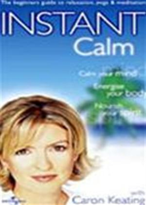 Rent Instant Calm with Caron Keating Online DVD Rental