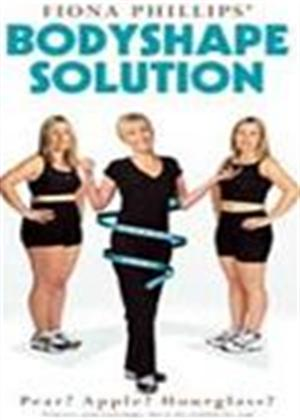 Rent Fiona Phillips: The Bodyshape Solution Online DVD Rental