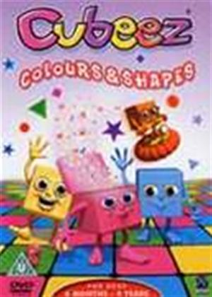 Rent Cubeez 1: Colours and Shapes Online DVD Rental