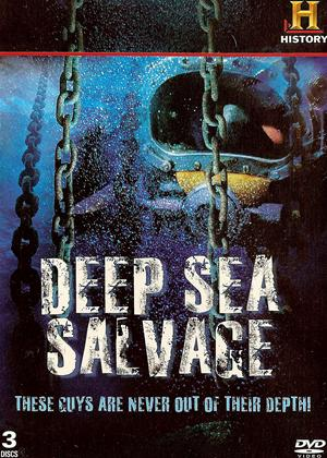 Rent Deep Sea Salvage Online DVD Rental
