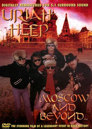 Uriah Heep: Moscow and Beyond Online DVD Rental