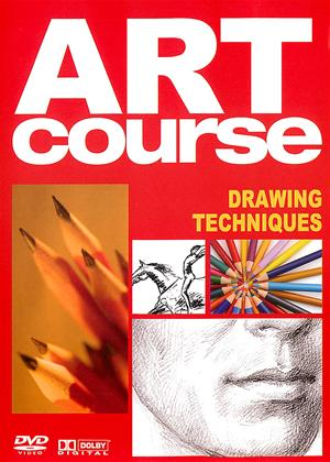 Art Course 1: Drawing Technique Online DVD Rental