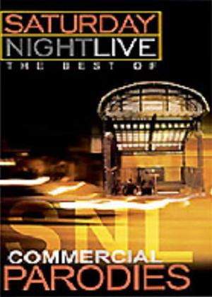 Rent Saturday Night Live: The Best of Commercial Parodies Online DVD Rental