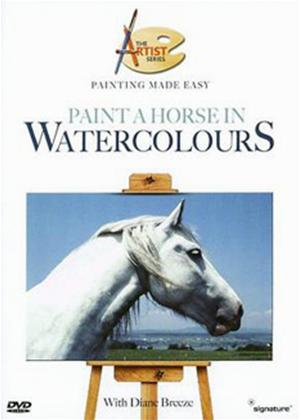 Rent Painting Made Easy: Paint a Horse in Watercolours Online DVD Rental