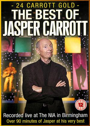Rent Jasper Carrott: 24 Carrott Gold: The Best of Jasper Carrott Online DVD Rental
