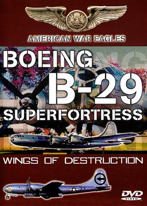 American War Eagles: Boeing B-29 Superfortress Online DVD Rental