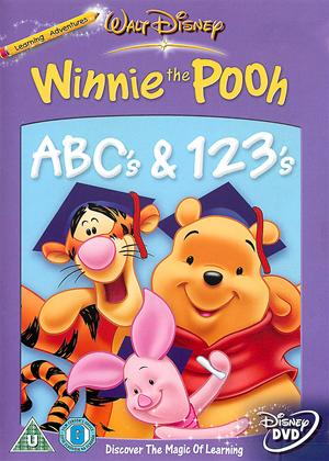 Rent Winnie the Pooh: ABC's and 123's Online DVD Rental