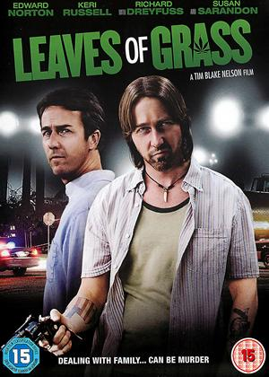 Leaves of Grass Online DVD Rental