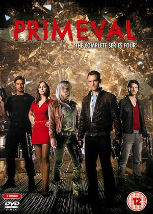 Rent Primeval: Series 4 Online DVD Rental