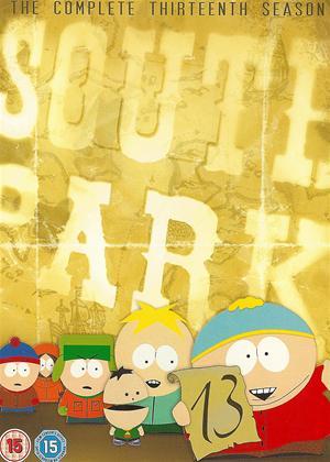 Rent South Park: Series 13 Online DVD Rental