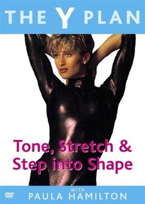 Rent Y Plan: Tone Stretch and Step Into Shape Online DVD Rental