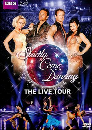 Strictly Come Dancing: The Live Tour Online DVD Rental