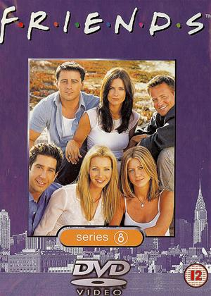 Friends: Series 8 Online DVD Rental