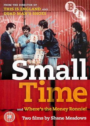 Rent Small Time/Where's the Money Ronnie! Online DVD Rental
