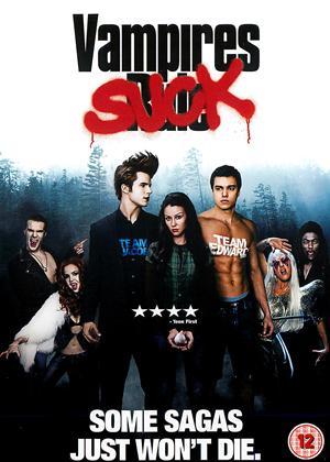 Vampires Suck Online DVD Rental