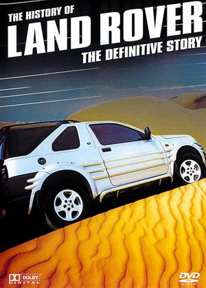 The History of Land Rover: The Definitive Story Online DVD Rental
