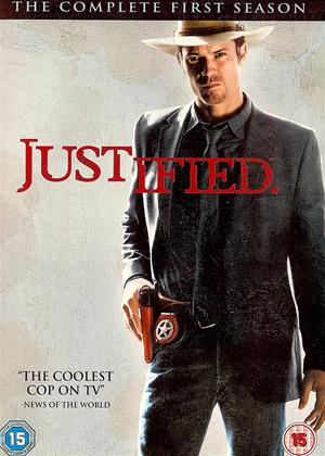 Justified: Series 1 Online DVD Rental