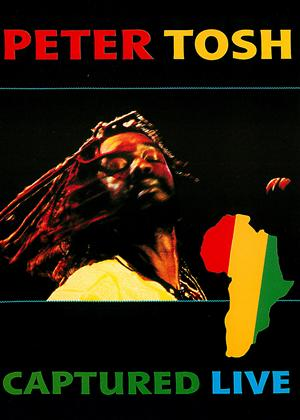 Peter Tosh: Captured Live Online DVD Rental