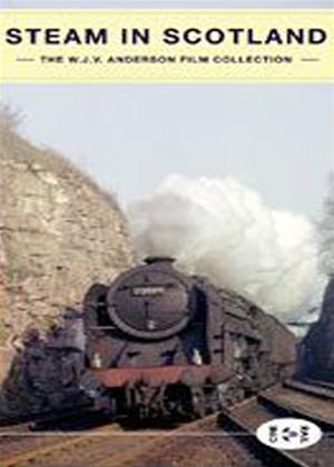 CineRail Archive Series 13: Steam in Scotland Online DVD Rental