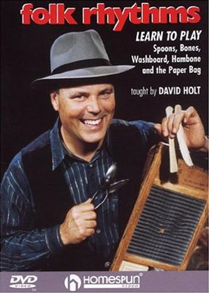 David Holt: Folk Rhythms Online DVD Rental