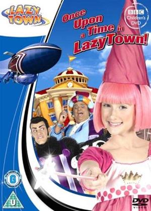 Rent Lazytown: Once Upon a Time in Lazytown Online DVD Rental