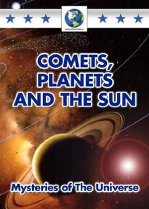 Comets, Planets and the Sun: Mysteries of the Universe Online DVD Rental
