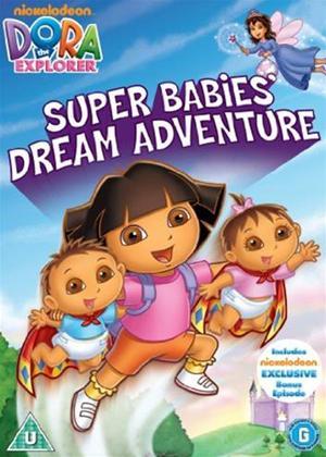 Dora the Explorer: Super Babies Dream Advenure Online DVD Rental