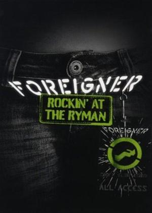 Rent Foreigner: Rockin' at the Ryman Online DVD Rental