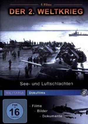 Germany at War: Air Sea Warfare Online DVD Rental