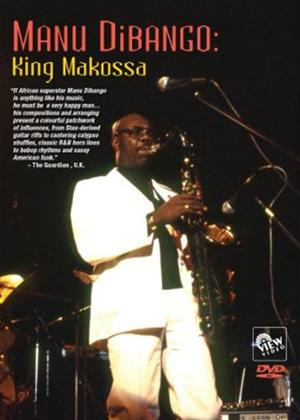 Rent Manu Dibango: King Makossa Online DVD Rental