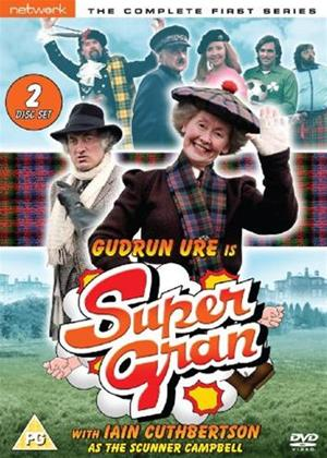 Super Gran: Series 1 Online DVD Rental