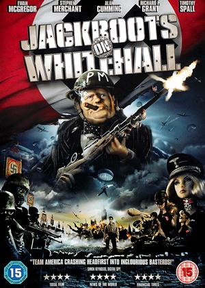 Rent Jackboots on Whitehall Online DVD Rental