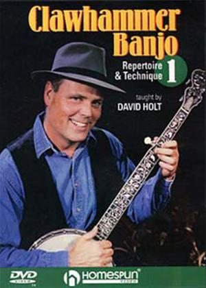 Clawhammer Banjo: Repertoire and Techniques 1 Online DVD Rental