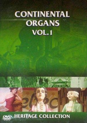 Rent Heritage: Continental Organs: Vol.1 Online DVD Rental